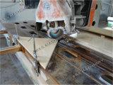 切断の花こう岩または大理石の平板またはタイルまたはカウンタートップのためのManuelの石造り機械