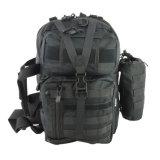 Course simple de sports de sac à dos d'épaule campant augmentant le sac militaire de Camo de sac à dos