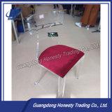 Acrylic надувательства верхней части Yw-001 назад стул банкета с валиком