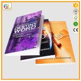 Professionelles kundenspezifisches Drucken-Papiereinbande Bücher