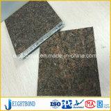 панель сота мрамора хорошего качества 6mm алюминиевая