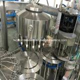 Máquina de engarrafamento de enchimento mineral tripla da água bebendo