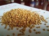 Добавки Masterbatch золотистого цвета HDPE ранга впрыски пластичные