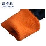 7つのゲージの塗られる泡乳液3/4が付いているアクリルの安全手袋