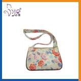 Sedex/Loreal de Fabriek van de Controle Dame Bag Flower Pattern Bag Middelgrote Grootte
