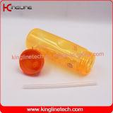 бутылка питья воды спортов пластмассы 700ml с BPA ОСВОБОЖДАЕТ (KL-7140)