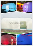 Gonflable Pods mobile Tente LED
