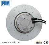 250mm Ec ventilador centrífugo - Entrada de CA