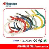 De Concurrerende Prijs Cat5e&CAT6 UTP, FTP van de Fabriek van de Kabel van het netwerk. SFTP