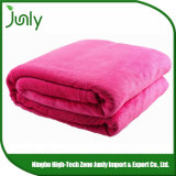 Cobertor cor-de-rosa geral grande de pouco peso de Microfiber da alta qualidade a mais atrasada