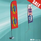 Reclame Teardrop Banner / Flying Banner / Feather Flag (BN-23)
