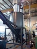 Plastique pelletisant réutilisant l'extrudeuse de Granualting de machine et de plastique