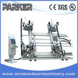 PVC Windows 용접 기계 수직 4 코너 용접 기계