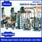 Máquina da fábrica de moagem para a grão do milho do milho