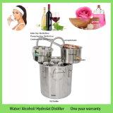 destilador de fabricación casero del tubo 18L del destilador del alcohol de la destilación del brandy acanalado del equipo 5 galones