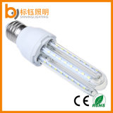Luz de bulbo ahorro de energía del maíz de la iluminación E27 9W de la cubierta de AC85-265V LED