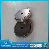 Montaggio magnetico del POT del magnete magnetico poco profondo del supporto
