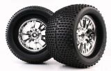 Lampes de Mechanix /Spikes (WC1007) D de pneu de camion de monstre HI1/8 (9006-HB4-35W 55W)