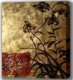 Pintura al óleo floral decorativa (ADA9539)