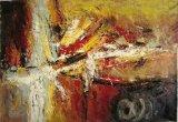 Nueva pintura al óleo abstracta del diseño (DSC09950)