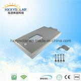 Indicatore luminoso solare Integrated del sensore della via di IP68 5W-120W LED con telecomando per il giardino (HXXY-ISSL-5-120)