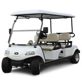 Golf-Karre mit Sonnenkollektor 4seat