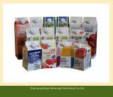Relleno del rectángulo del cartón y maquinaria líquidos del lacre (BW-1000-3)