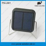 Lámpara de calor accionada solar al aire libre