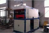 Tazón de fuente plástico produciendo la máquina para la taza de la bebida, taza de la jalea, taza del yogur con la impresión de las cartas