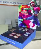 Countertop van het Karton van de Oortelefoons van Sennheiser Vertoning, de Aangepaste Pop Vertoning van het Tafelblad