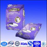 Seitlicher Stützblech-Nahrung- für Haustierebeutel für 50g 100g 250g 500g 1kg