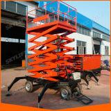 LKW eingehangene hydraulische anhebende Plattform
