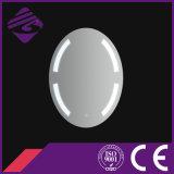 [جنه211] [سس] بيضويّة زخرفيّة يضاء جدار مرآة مع [تووش سكرين]