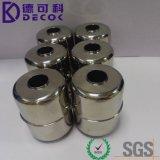 La fábrica suministra la bola de metal hueco magnética del espejo del flotador del acero inoxidable 304 316L