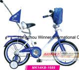 دفع بار بنات 12 بوصة دراجة الطفل (MK15KB-12290)