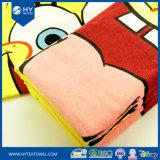 Напечатанные цифров полотенца пляжа хлопка