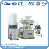 セリウムが付いている熱い販売1-1.5t/H 90kwの木製の餌機械