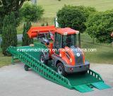 Goedgekeurd Ce van het Merk van Everun articuleerde de Compacte Lader van 1.2 Ton