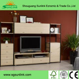 Muebles de madera de acero (WJ277557)