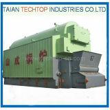 産業石炭の発射された単一のドラム蒸気の熱湯ボイラー(DZL1.6-1.25-AII)