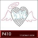 Etiqueta quente do reparo (P410)