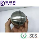 molde de aço 75mm oco da bomba do banho das esferas de 55mm 65mm
