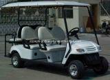 電気Utility Car (EG. 2049KSZのThe Rearはの6人は、Seatを移行するFlop)