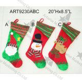 """12.5 """" famiglie Wreath-2asst della decorazione di natale del diametro"""