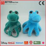 Octopus van het Stuk speelgoed van de Dieren van de Pluche van China de Goedkope Gevulde Zachte