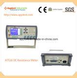 Medidor da resistência da C.C. para a resistência do relé (AT516)