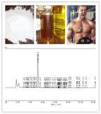 Esaminare il cuoco della polvere degli steroidi di E nel testoterone Enanthate delle iniezioni dell'olio