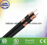 Конкурсная цена по прейскуранту завода Ctf100 двойной коаксиальный кабель с CE