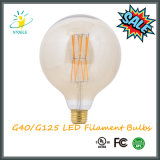 G40 / G125 Ampoules LED 4W / 6W / 8W 420/650 / 850lumens UL Listed, Ce Certificate