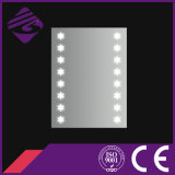 Jnh239 intelligente Miroir LED Lighted Bathroom Sensor Mirror pour Hôtel